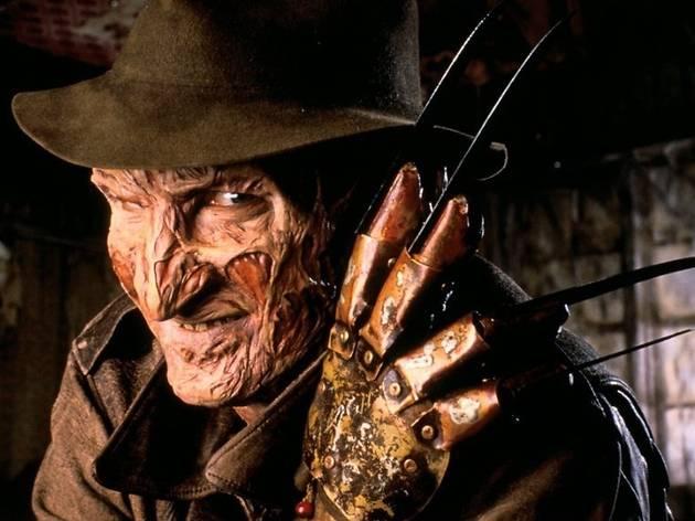 Noite de Halloween no Nimas com 'Pesadelo em Elm Street'