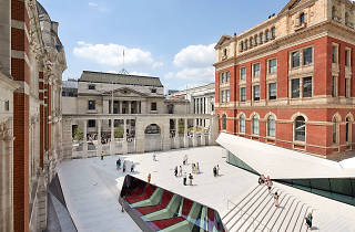 The V&A is officially London's favourite museum