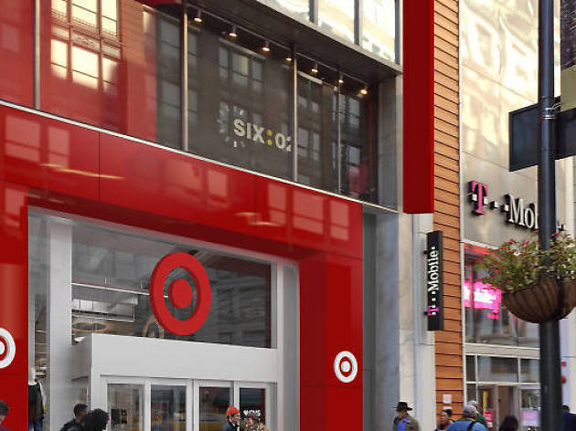 A brand-new Target opens in midtown Manhattan next week