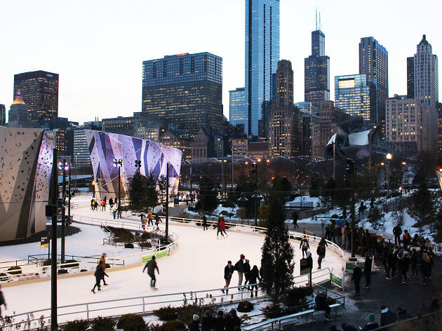 Millennium Park ice skating is set to open November 17