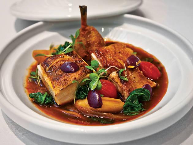 The Best Restaurants Near Lincoln Center