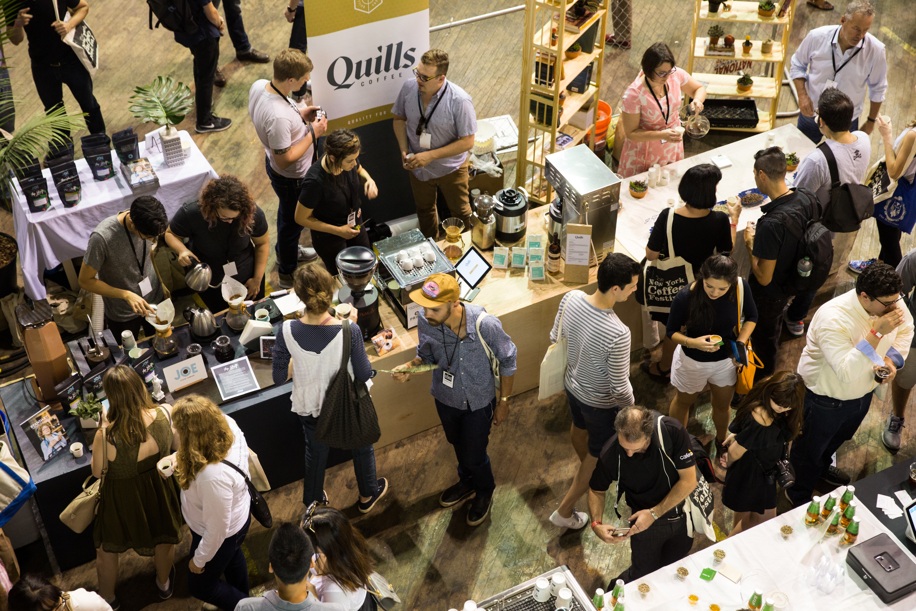 Five things to check out at the New York Coffee Festival this weekend