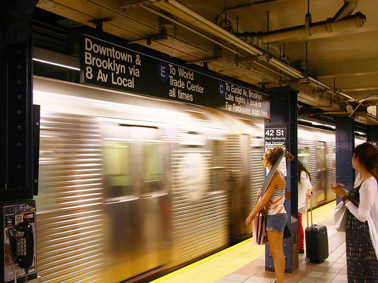 NYC Subway Hacks