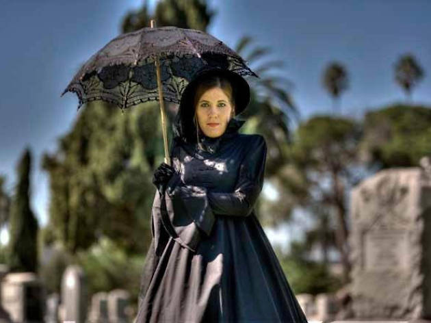 Hollywood Forever Cemetery Tours
