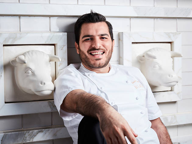 Tender Stories Chef Danny Karam