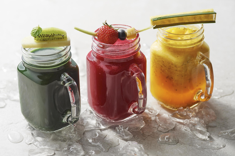 shangri-la healthy juices jetlag