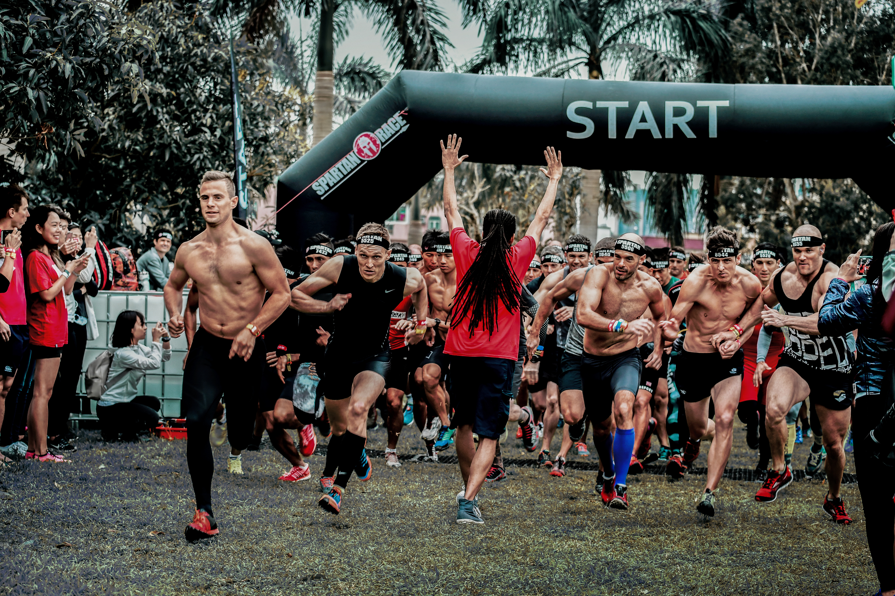 How To Train For A Spartan Race Time Out Hong Kong