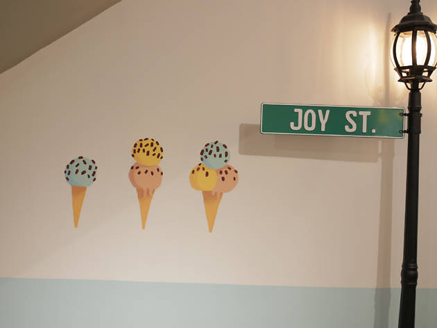 Joy St
