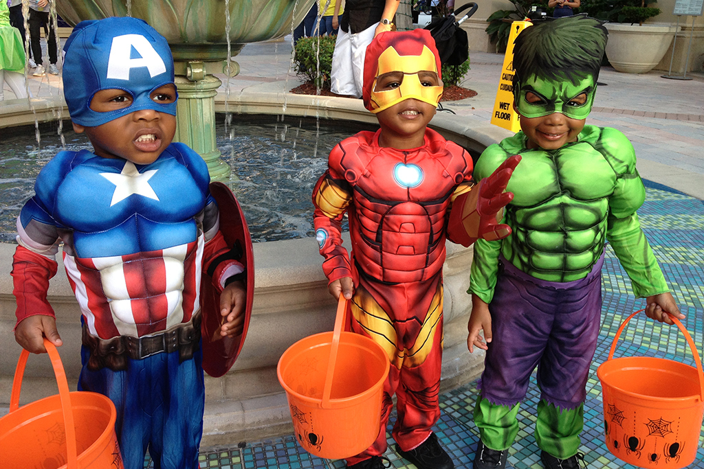 The best family-friendly Halloween events
