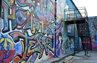 Houston Graffiti Park