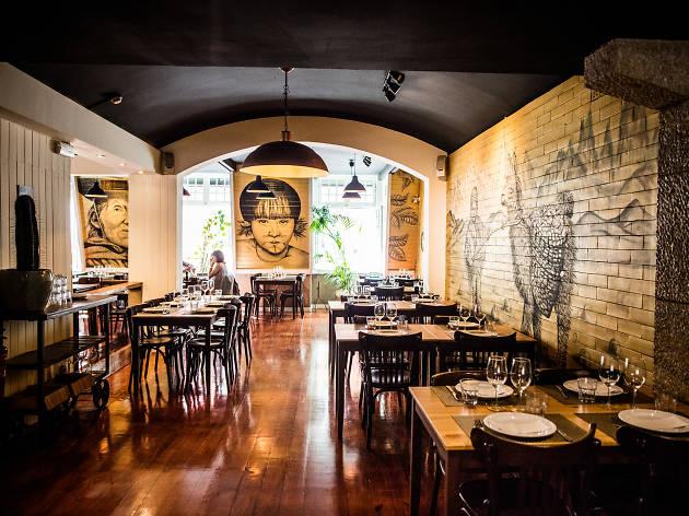 Restaurantes, el gordo, sul-americano, brasileiro