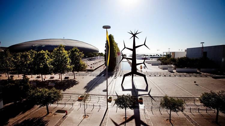 parque das nações, escultura jorge vieira