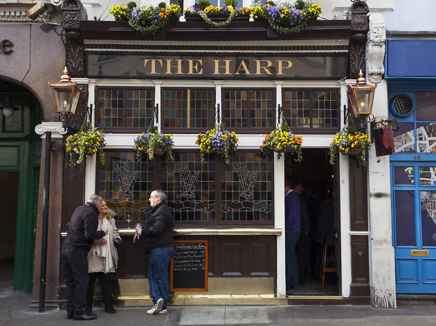 the harp, covent garden