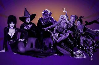 Bananarama brujas es una fiesta LGBTTTI itinerante