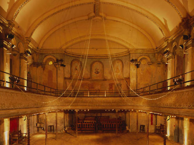 Visit the oldest music hall in the world