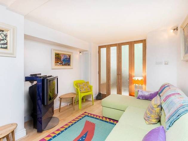 Cosy one-bed flat in Notting Hill