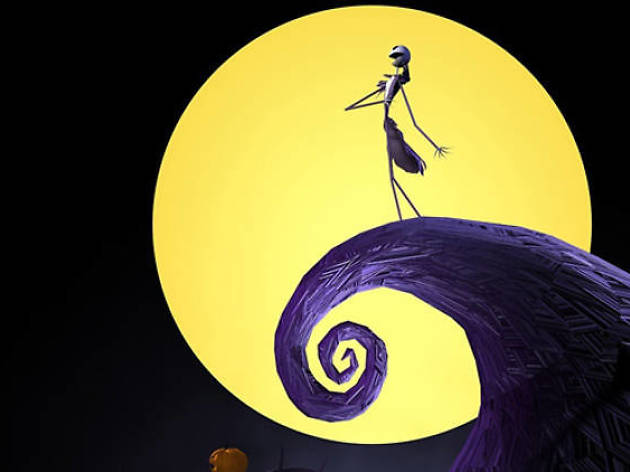 el extrao mundo de jack - Who Directed Nightmare Before Christmas
