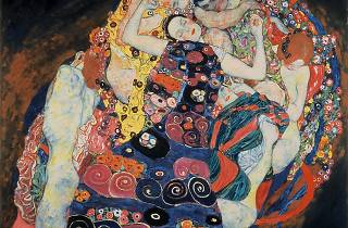 "Gustav Klimt, ""The Virgin,"" 1913"