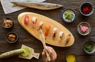 Sushi Class 101 with Dragonfly Izakaya and Fish Market