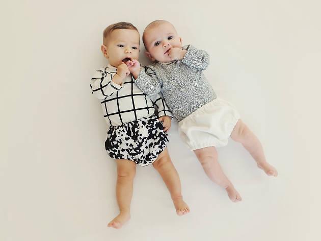 Picolé Limão: a marca de roupa de bebé que não olha a género