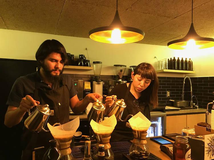 Almanegra Café Roma