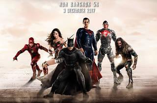 Justice League Run Bangkok