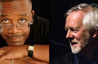 49th Voll-Damm Festival Internacional de Jazz de Barcelona: Kenny Washington & Ignasi Terraza Trio