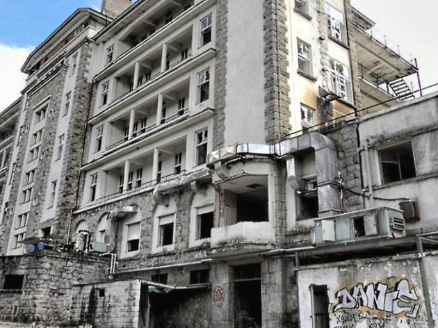 Sanatorio de La Marina (Los Molinos)