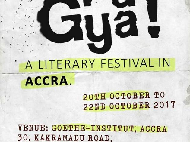 Pa Gya Literary Festival