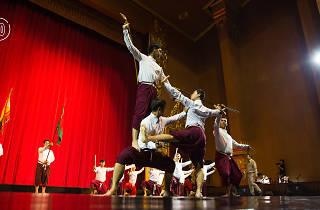 Khon, Royal Funeral Entertainment