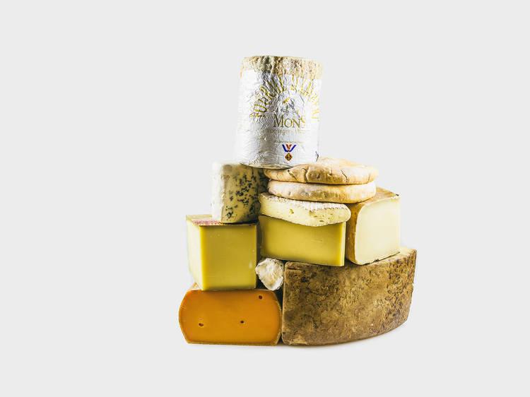 De ovelha ou de cabra, o queijo chega até si