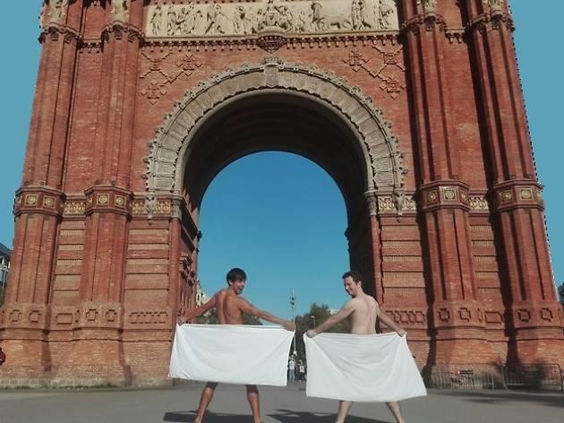 Nick and Noah Naked