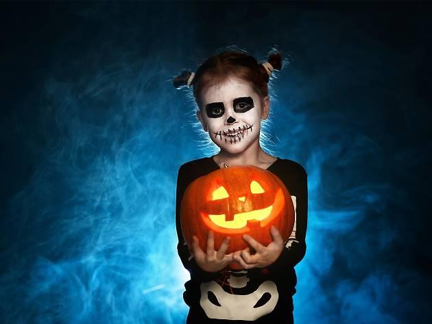Halloween en Kidzania