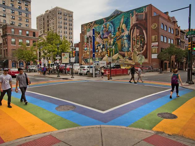 Gayborhood in Philadelphia