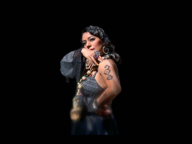 Lila Downs en la CDMX