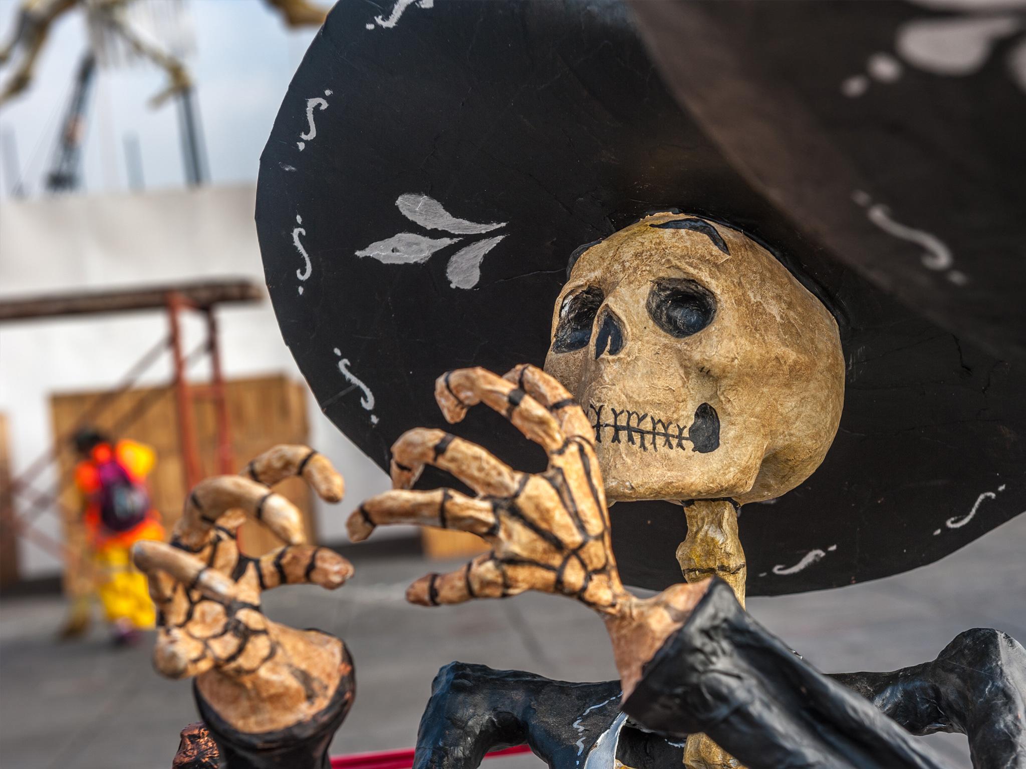 Día de Muertos para niños en la CDMX