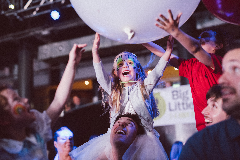 Circus Extravaganza Family Rave