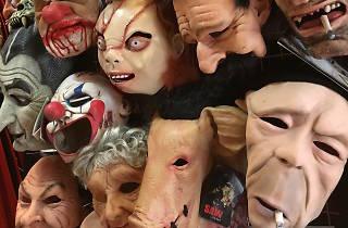 Masquerade Costumes masks