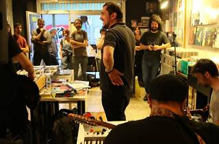 Fifth anniversary at Ultra-Local Records