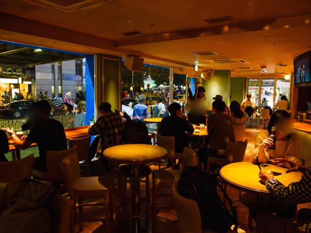 Scramble Cafe & Bar | Time Out Tokyo