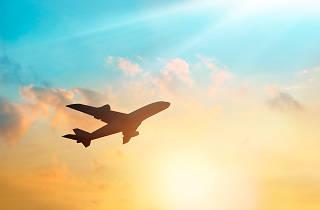 Plane, generic, travel