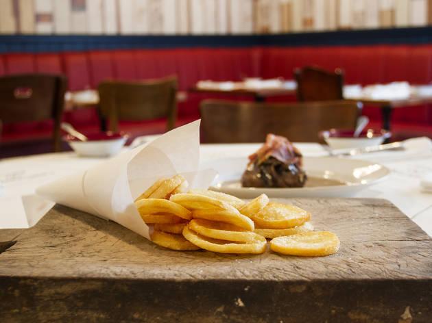 batatas  Cantinho do Avillez