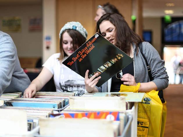 Birmingham Vinyl Record Fair