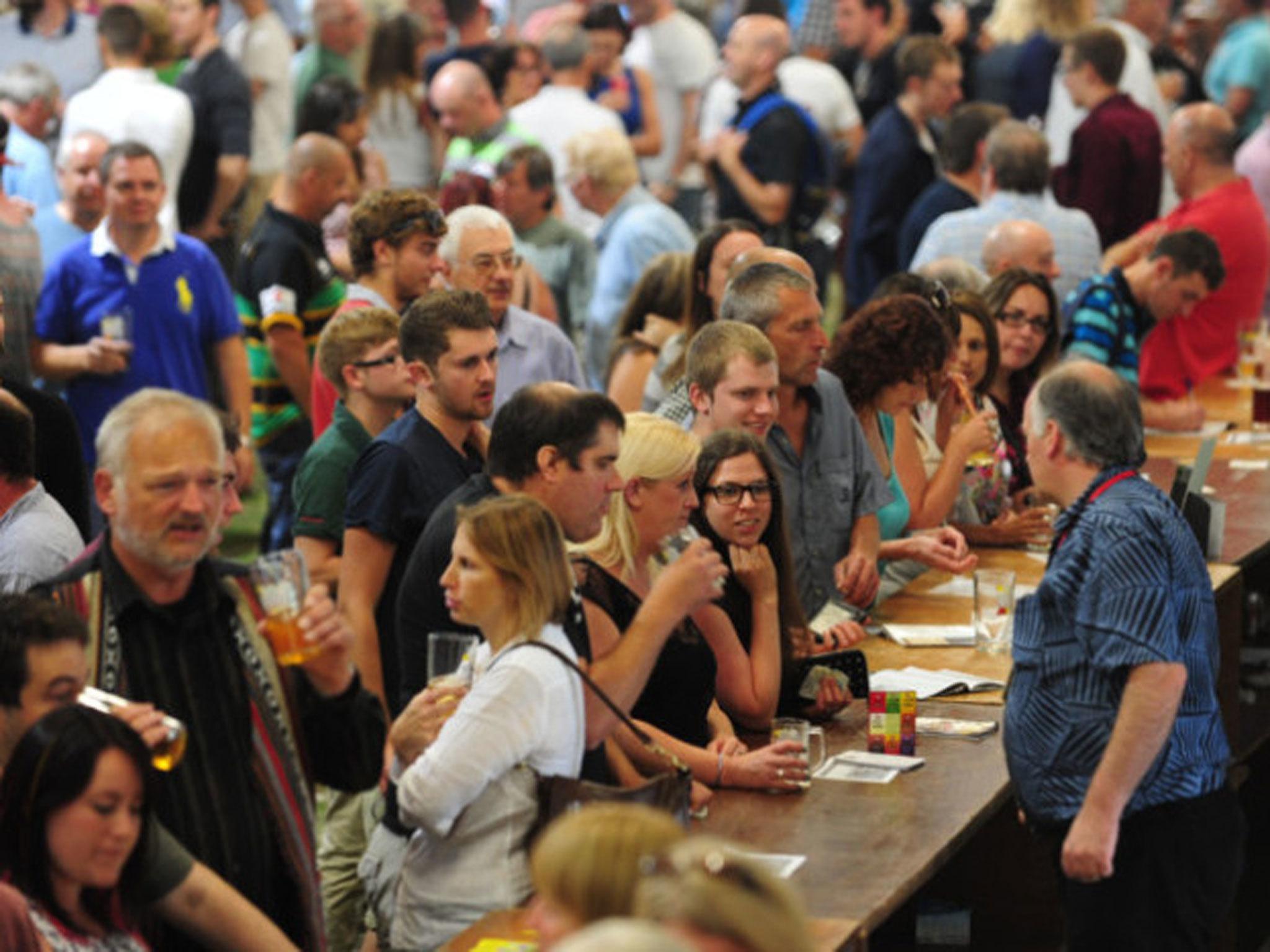 Birmingham Beer & Cider Festival