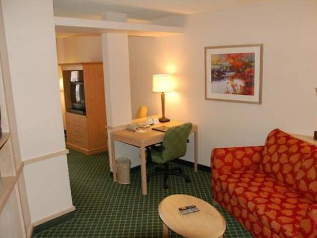 Fairfield Inn & Suites by Marriott Dallas North by the Galleria