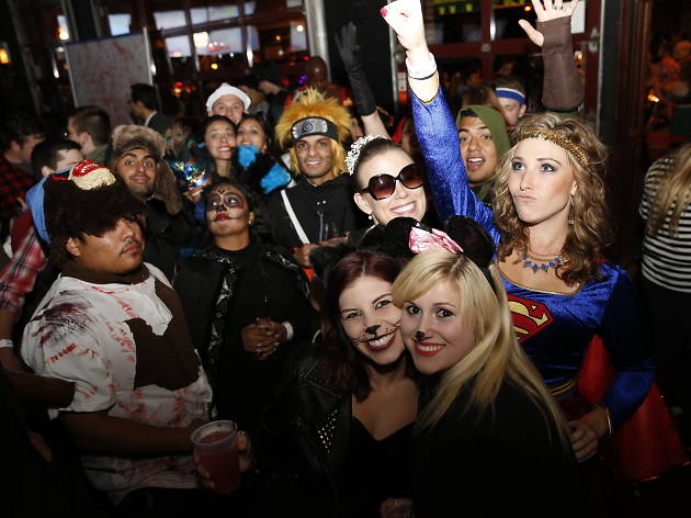 The best Chicago Halloween parties and events