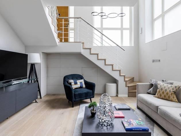 Super-slick apartment in Covent Garden