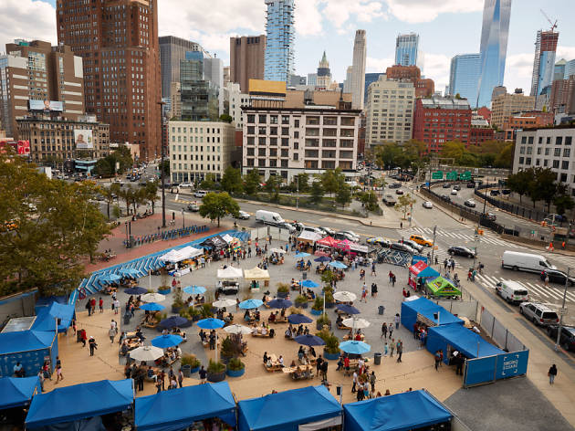 Smorgasburg's Soho location will remain open through the holidays