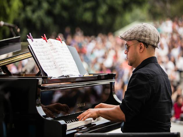 Conciertos de jazz en la CDMX