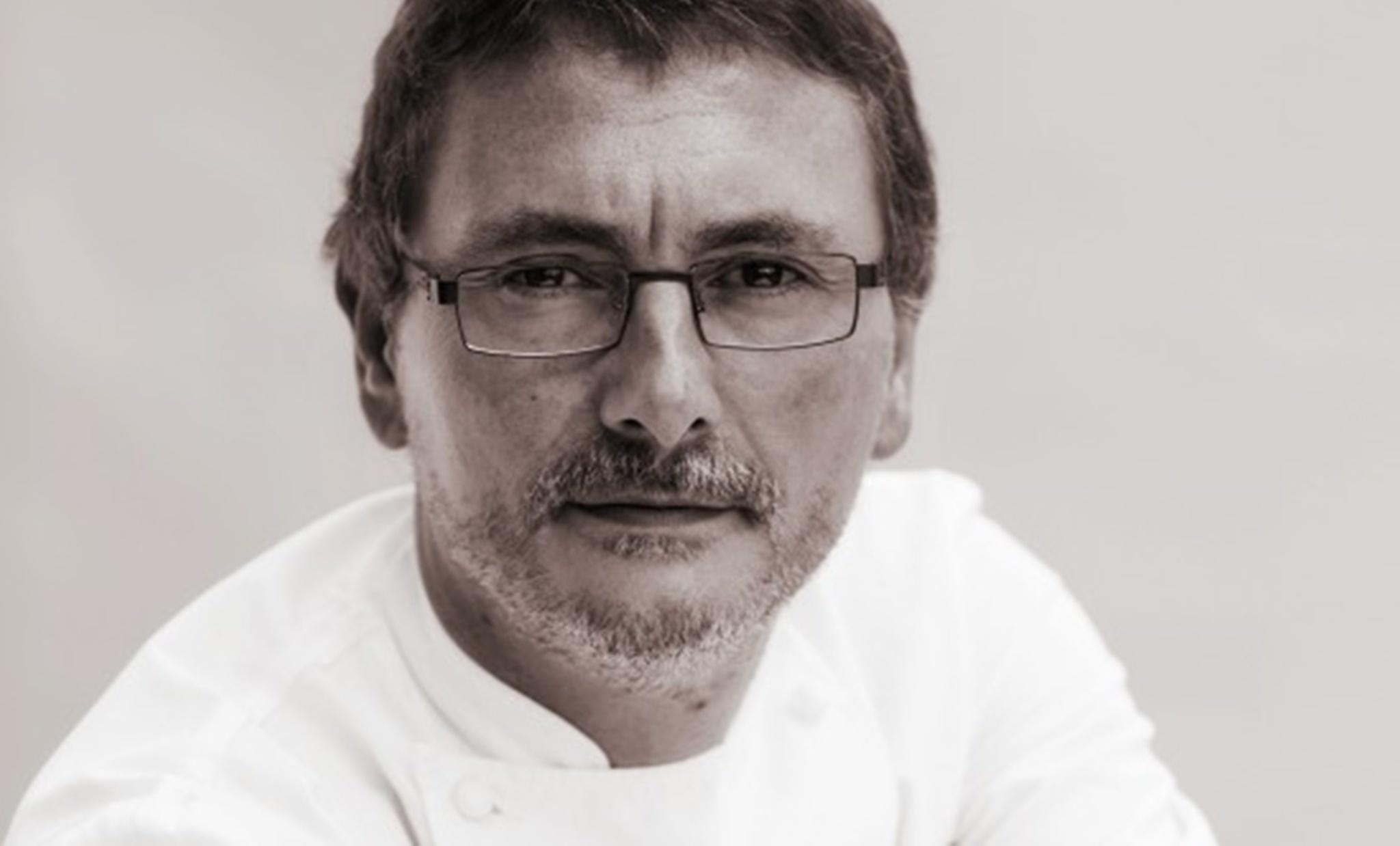 Chef Antonio Luis Aduriz